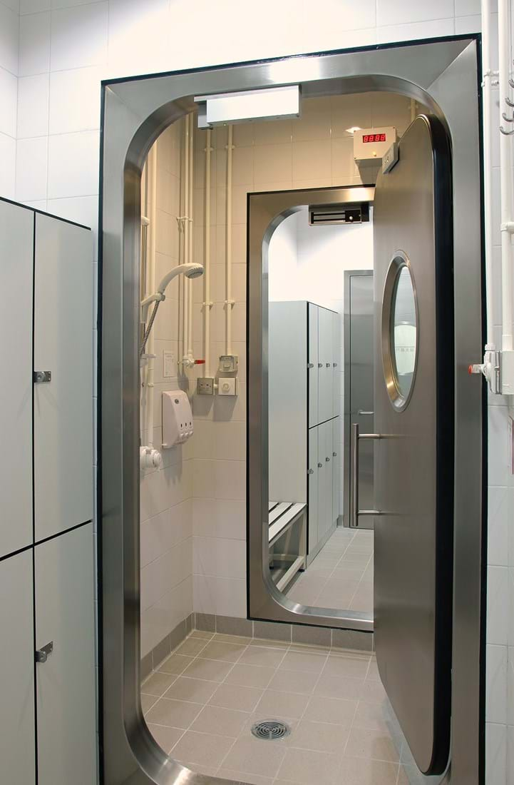 Decontamination Room Design: Hong Kong